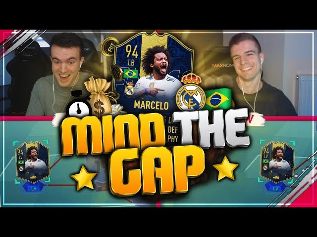 FIFA 19: TOTY MARCELO als ST Mind the Gap 🔥⌛😂