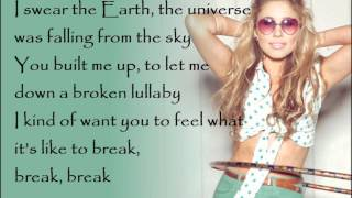Haley Reinhart - Wasted Tears (Studio Version Lyrics)