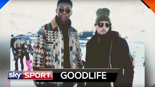 Alaba & Ribéry machen Kitzbühel unsicher | Goodlife #18 - Bundesliga-Stars and Lifestyle