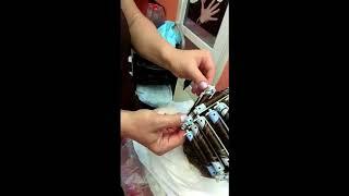 видео Химия на короткие волосы (фото)