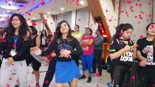 I am the Best - Dance Fitness   Phir bhi dil hai hindustani    Events   Mumbai