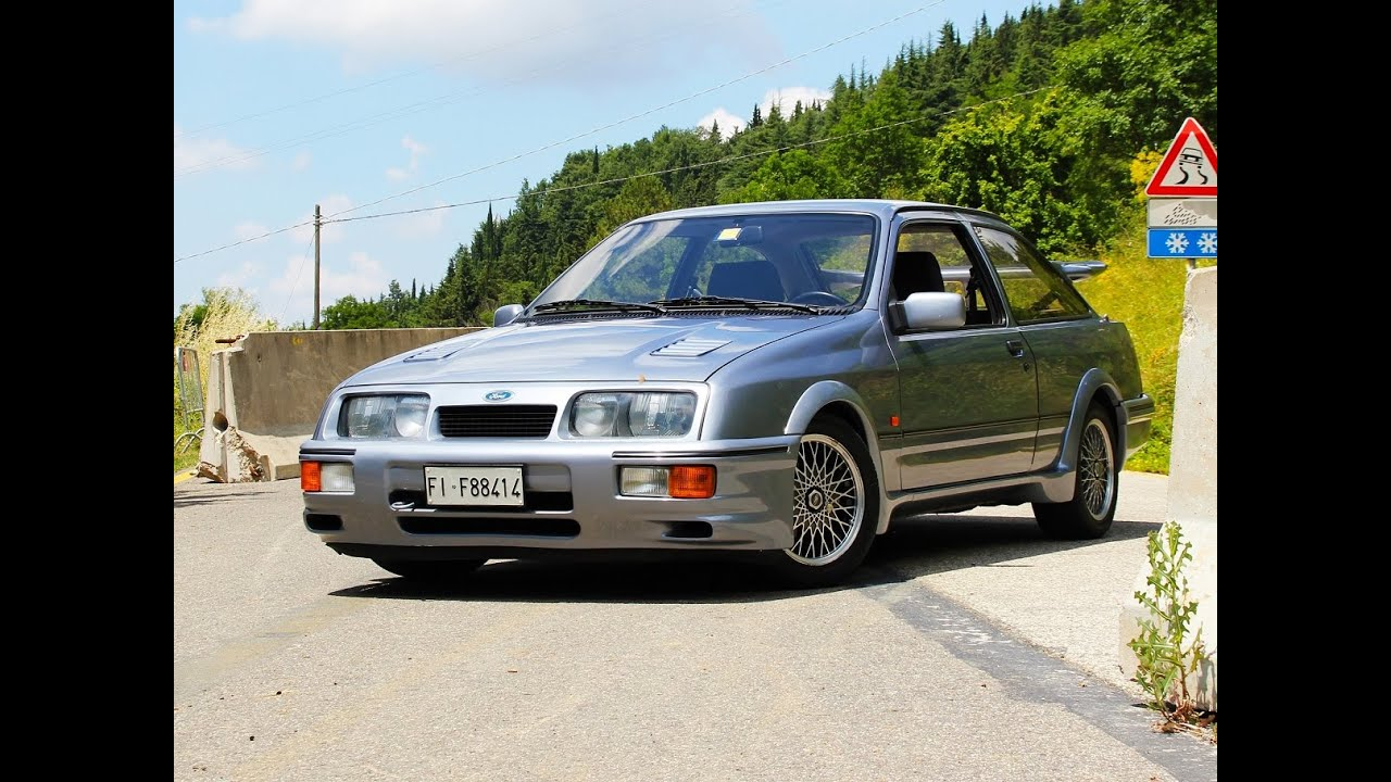 ford sierra rs cosworth davide cironi drive experience eng subs youtube. Black Bedroom Furniture Sets. Home Design Ideas