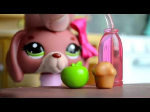 LPS: Youtube vs Real Life Morning Routine