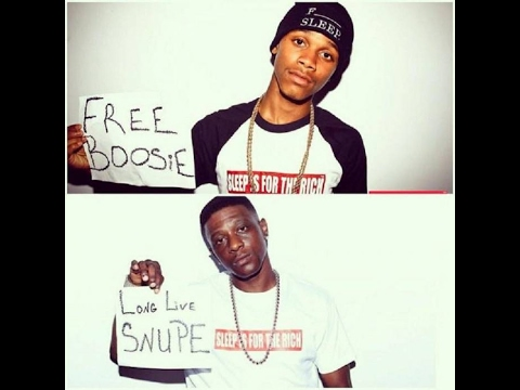 """Lil Snupe x Boosie Badazz Type Beat """"Meant 2 Be"""""""