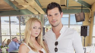 Billie Lourd and Taylor Lautner Reportedly Split After 7 Months
