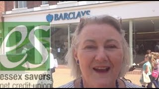 CRHnews - Essex Savers + Barclays Bank v Loan Sharks = No contest!