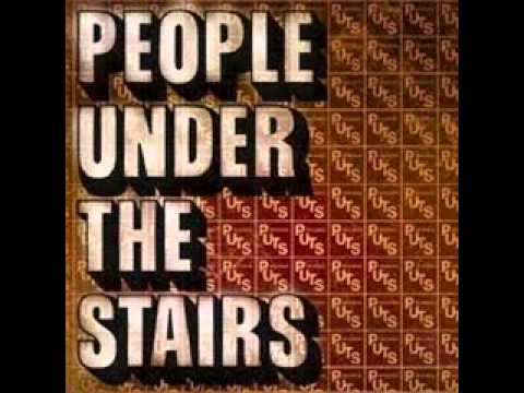 People Under The Stairs - San Francisco Knights (lyrics)