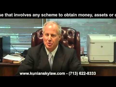 Bank & Mortgage Fraud: Texas Criminal Lawyer