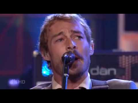 Silverchair - Straight Lines (Jay Leno, July 10th, 2007)