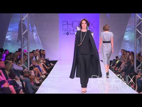 LAURA TANZER  WINS at Phoenix Fashion Week 2016