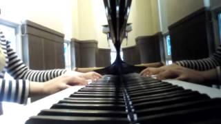 주의손에 나의 손을 포개고 피아노반주_후에이런