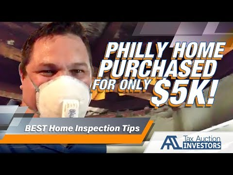 Tax Deed Properties: Philly Home Purchased For ONLY $5K!