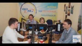 Відкриті серця - радіо Київ 98 FM 13.05.16 р.