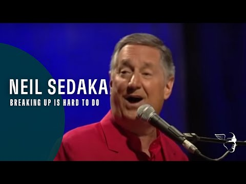 """Neil Sedaka - Breaking Up Is Hard To Do (From """"The Show Goes On"""" DVD)"""