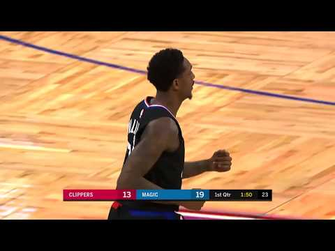 Clippers vs Magic Full Highlights 12-13-17