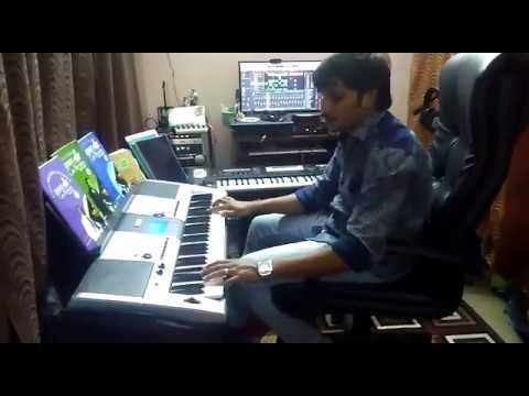 Inji Idupalagi DJ Version | Keyoard | M A Jaikumar | Sahaanaa Saaral