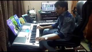 Inji Idupalagi DJ Version   Keyoard   M A Jaikumar   Sahaanaa Saaral
