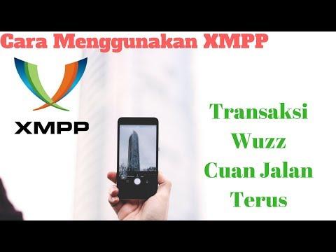 Transaksi Menggunakan XMPP