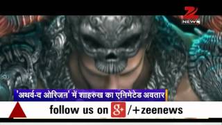 SRK to be seen in new avatar in new age graphic novel 'Atharva'