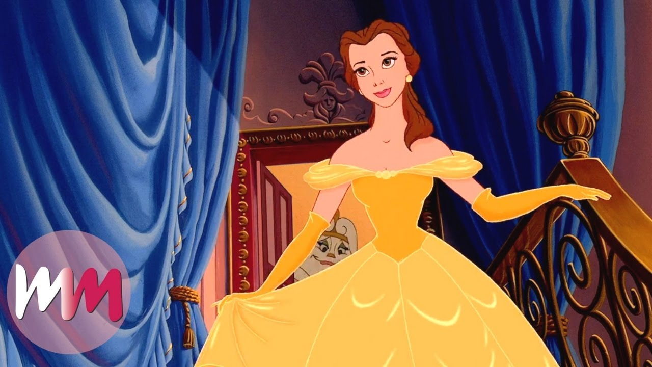 Top 10 Best Disney Princess Outfits
