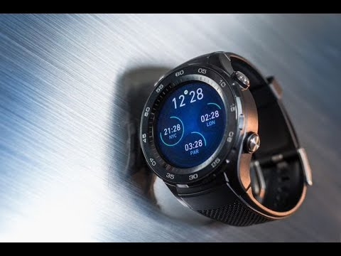 Download Youtube: Huawei's Watch 2 is a good smartwatch