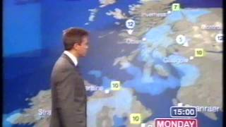 BBC Weather 16th March 2009