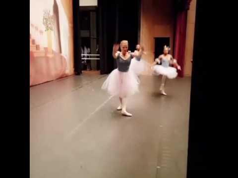 Nutcracker: Act II Rehearsals