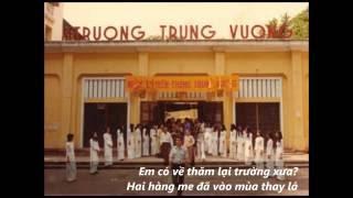 TRƯNG VƯƠNG MỘT THỜI ÁO TRẮNG - Nhạc Võ Tá Hân - Thơ Phan Như Liên - Ca sĩ Diệu Hiền