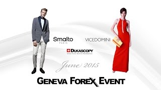 Geneva Forex Event - June 2015 HD