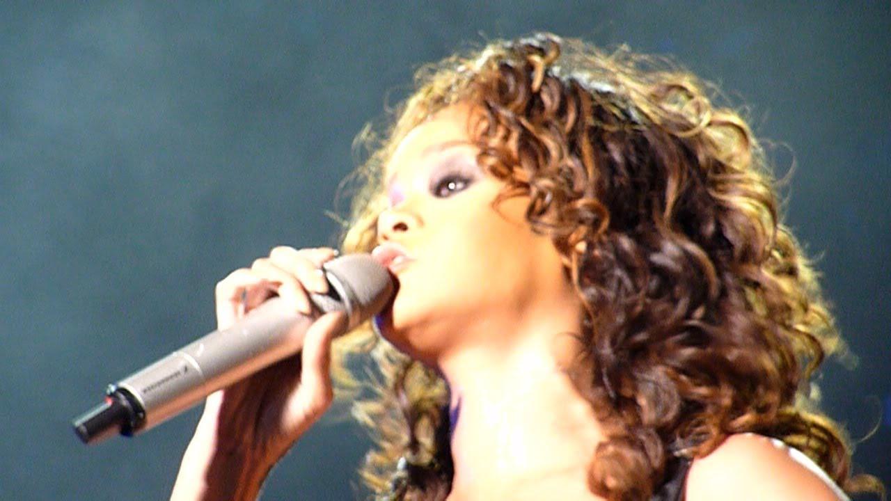Rihanna Konzert München