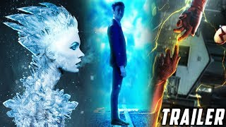The Flash Temporada 4 Trailer - ¿QUÉ VEREMOS EN EL?