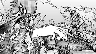 Nguyễn Huệ 1 đêm đánh tan nát 5 vạn quân Thái Lan
