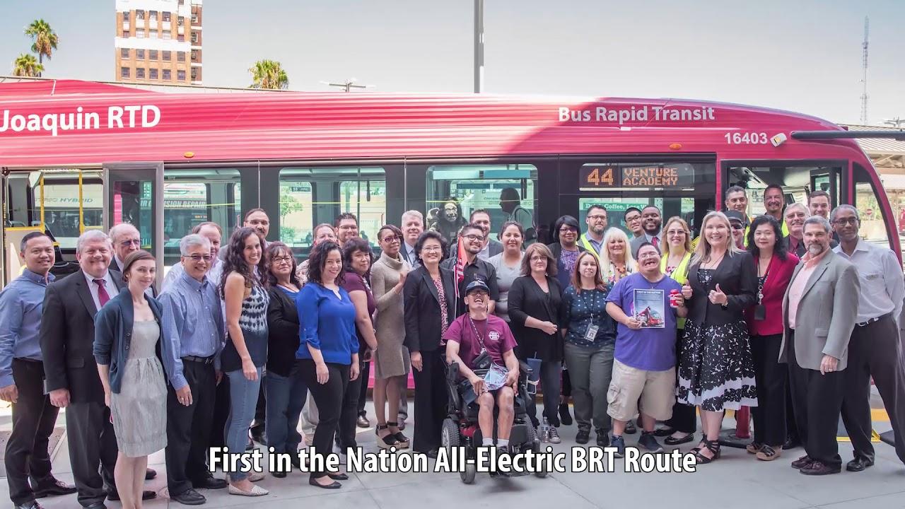 San Joaquin Regional Transit District | RTD Adminstration
