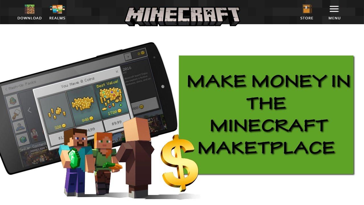 earn money minecraft cryptocurrancy