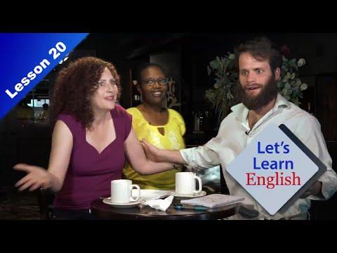 Tiếng Anh cơ bản bài 20: Bạn có thể làm gì?