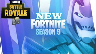 FORTNITE SEASON 9 FINALLY STARTED to BUY Fortnite BATTLE PASS #7