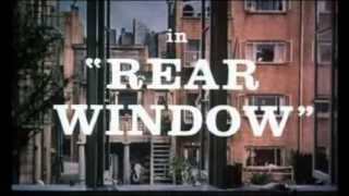 Rear Window (Alfred Hitchcock) - Trailer Legendado (PT-BR)