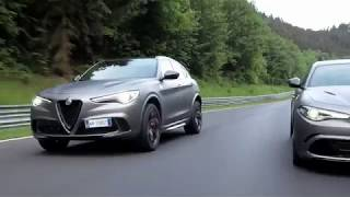 AutoMoto | Alfa Romeo Giulia & Stelvio Quadrifoglio Nürburgring Edition
