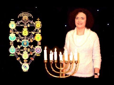 Kabbalah - Arta De A Trăi -  Conf. Dr.  Felicia Waldman (USH -  Matei Georgescu)