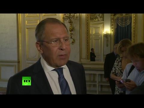 Sergueï Lavrov répond aux questions des journalistes (Direct du 6.07)