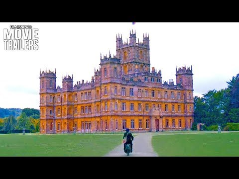 DOWNTOWN ABBEY The Movie Teaser Trailer NEW (Drama 2019)