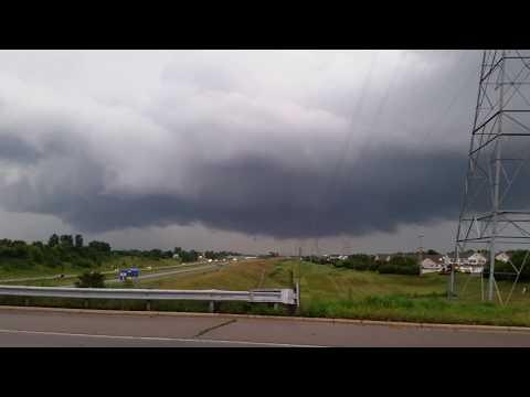 Tornado warning - Shakopee, MN
