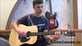 The Beatles - Let it be (Аккорды, видео урок)