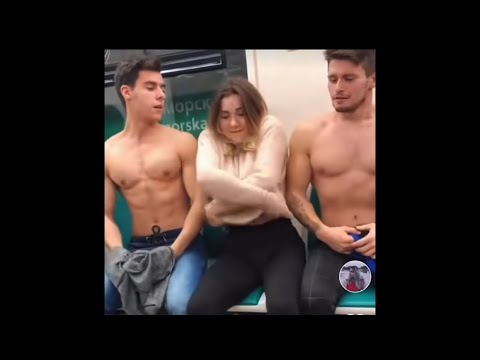 Flexible Russian Girl In Public {Shmeksssverse} (TikTok Username: Nastasia_ig_)