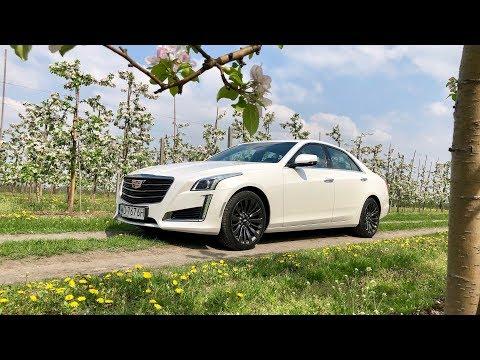 Cadillac CTS 2.0T Test PL Pertyn Ględzi