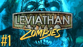 Call of Duty WaW Custom Zombies #1 - Leviathan met Thomas Deel 1