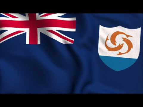 "Territorial anthem of Anguilla ""God Bless Anguilla"""