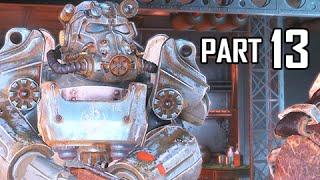 Fallout 4 Walkthrough Part 13 - Show No Mercy (PC Ultra Let
