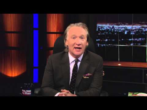 Real Time with Bill Maher: New Rule: Brit for Brains (HBO)