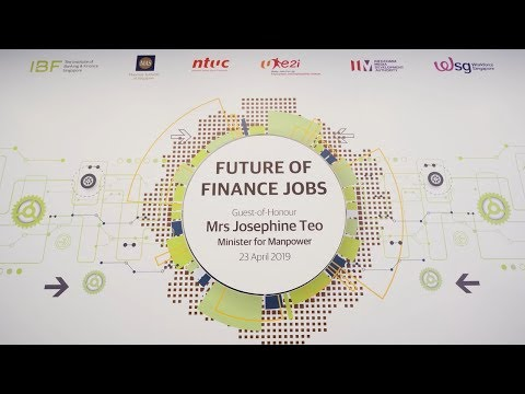 Future of Finance Jobs
